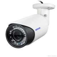 Wholesale SINOCAM MP mm Waterproof M IR Distance Day Night IP Camera With Built in POE Function