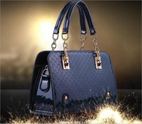 low price handbags - Low priced sales of high quality luxury handbag New crocodile grain women handbag brand handbag leather PU