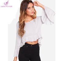 Cheap size clothing Best chiffon blouses