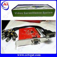 cctv super dvr - DHL CCTV Super Compatibility CH DVR Card Video Instersil Chipset BIT HD Video