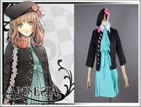 amnesia cosplay - 2015 Anime Amnesia Heroine Cosplay Costume For England Style Uniforms Costume Sexy Cosplay Dresses DHL UPS FREE