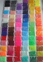 perler beads - Chrismas gift mm HARD PERLER BEADS color EVA Foodgrade Material FUSE BEAD HAMA BEAD DIY kids toy bag