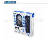Wholesale Genuine Ao Shuer W Smart Car Dual USB interface converter with multi function cell phone charging head