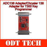 adc adapter - 2015 High Quality Chrysler Adapter for T300 ADC138 ADC Adapter for T300 Key Programmer