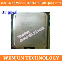 Wholesale Original W3580 GHz MB Quad Core GT s LGA1366 SLBET High Quality order lt no track