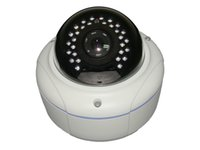 Cheap CCTV Camera 960P Vandal-proof Dome IP Camera for Indoor Home Security with IR LEDs