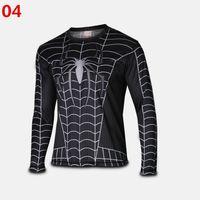 free shipping t-shirt - long T Shirts the Transformers Avengers Captain America Superman Spiderman Venom Costume Marvel Men Avengers so cool fashion
