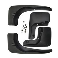 Wholesale 4 Set Car Styling Mudguard Splash Mud Guard PP Accesspries For Toyota RAV4 High Quality Black Car styling