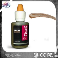 honey bottles - 1 Bottle HONEY BROWN ML Biomaser professional permanent makeup eyebrow lip tattoo micro pigment ink