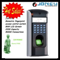 Wholesale ZK ZEM500 RS232 TCP IP biometric fingerprint access control system