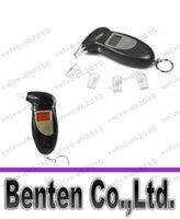 Wholesale NEW Digital LCD Breath Alcohol Breathalyser Analyser Tester Detector LLYA26