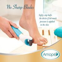 foot massager - Custom Design Print Logo New Amope Pedi Perfect Electronic Pedicure Foot File amope pedi perfect feet care exfoliating foot Brand New