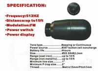 al por mayor cámaras de circuito cerrado de televisión de alcantarillado-sistema de cámara cámara de inspección de tuberías de drenaje de circuito cerrado de televisión de inspección de alcantarillado transmisor 512Hz GAT-512T de inspección de tuberías localizador envío libre
