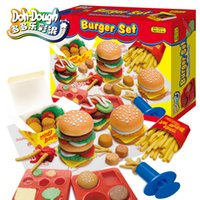 dough - playdough toys for many mould bundle super Hamburger d dough mould toy for over age children