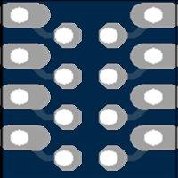 batch pcb - Custom PCB BOARD Small batch PCB manufacturer pinbreak board cmx1 cm