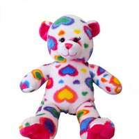 build a bear - 17 Hearts and Hugs Bear Plush Bear as Valentine s Day or Birthday Gift Plush Bear Doll Build A Bear