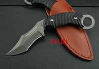Wholesale HX OUTDOORS Machete Cr13Mov blade HRC outdoor Survival knife Utility camping tool