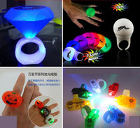 Wholesale Unusual gift to commemorate creative small toy product festival memorable light emitting products for Halloween marvel select