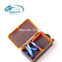 Cheap 1 pcs No.1 quality & service Protable Live bait fishing accessories Tools Fishing Tackle Box