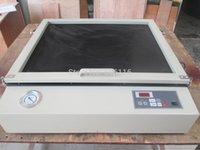 Wholesale Free ship new Desktop UV Exposure Unit for Hot Foil Pad Printing PCB with Vacuum screen