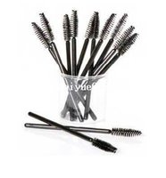 Wholesale Price for Disposable Eyelash Brush Mascara Wands Applicator Curls eyelash cock eyelash makeup tool