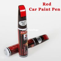 Cheap 1pc 12ml Red Hot Sale Professional Car Care Paint Repair Pens Waterproof Clear Car Scratch Remover Painting Remover Pen