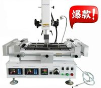 bga rework - 2016 HOT BGA rework station HT R392 v hot air rework station motherboard repair workbench soldering station