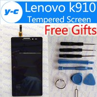 phone number - Lenovo k910 Display Original LCD Display Touch Screen for Lenovo K910 VIBE Z phone In Stock Tracking Number