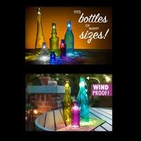 halloween pumpkin light - Originality Light Cork Shaped Rechargeable USB Bottle Light Bottle LED LAMP Cork Plug Wine Bottle USB LED Night Light DHL L0803