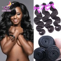 beauty weave extensions - Irina Hair Peruvian Virgin Hair Body Wave Hot Beauty a Peruvian Virgin Hair Bundles Cheap Peruvian Human Hair Extensions Weave Body Wave