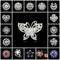 asian theme wedding - Brooches For Women Fashion Vintage Rhinestone Brooches Crystal Large Snowflake Winter snow Theme Christmas Brooches Pins