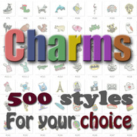 number charms - newest floating charms fashion floating lockets charms living locket charms alphabet charms number charms