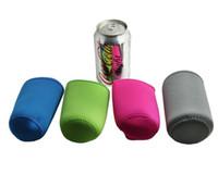 Wholesale 3pcs Holder Beer Can Cooler Bottle Koozie Bar Neoprene Drink Coozie