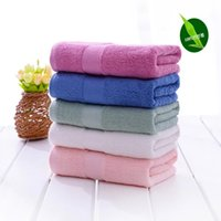Wholesale Towels Face Towels Bamboo Fiber Towel Cleansing Family Towels cm Weight g