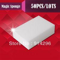 Wholesale Magic Sponge Eraser Melamine Cleaner multi functional sponge for motorcycle helmet clean x60x20mm
