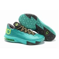 bamboo shoe brand - Hot sale brand New Swingman bamboo basketball shoes Durant VI Basketball Shoes low KD VI Athletic Shoes