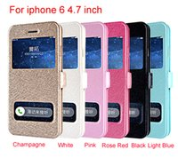 mobile case - Flip cover for iphone phone case mobile phone case Leather case for iphone inch cell phone case cover for iphone