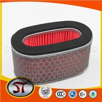 aluminum air cleaners - Aluminum Motorcycle Air Filter Clean Element for SHADOW VT400 order lt no track