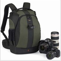 Nylon backpack pads - Lowepro Flipside AW Pine Green Photo Camera Shoulders Backpack Padded Soft Waterproof Bag Case with Rain Cover for Canon Nikon Sony