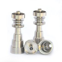 Wholesale NEW TITANIUM mm mm mm NAILS IN domeless titanium nailS with male and female joint
