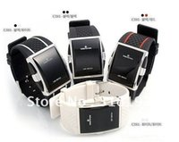 Wholesale 2012 CPAM free Colors stock Multifunction LED display digital watch LED watch luxury Date digital watch For Mens