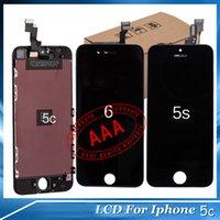 Wholesale Original LCD Protactor For Apple iPhone C LCD Glass Display Repair Part For iphone C LCD Touch Screen Display For iPhone G S