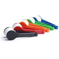 Wholesale 2015 New Microfiber Eyeglass Sunglasses Cleaner Sun Glasses Glass Cleaner Cleaning Limpiador Brochas Spectacles Tool Clean Brush