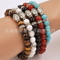 Cheap Exquisite Buddha Bracelets Best Tiger Eye Jewelry