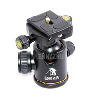 Wholesale Professional Universal BK A Ball Head Damping Ballhead BK With Quick Release Plate For Tripod Monopod