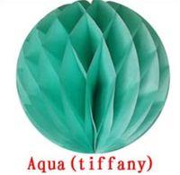 aqua tissue - Aqua quot Tissue Honeycomb Ball Party Decorations