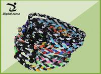 baseball necklaces - DHL shipping quot Titanium Sport Tornado Necklace Baseball Ionic USA Twist