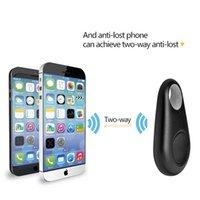 Smart Bluetooth dispositivo de alarma anti-perdió para los niños de mascotas clave de la cartera de seguridad infantil al aire libre localizador localizador GPS Tag Finder