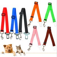 basic car sales - sale Safety Adjust Pets Car Safe Seat Belt Outdoor Coleira Para Cachorro Products Lead Dog Leash Harness Pet Dogs Collar Perro