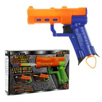 Wholesale Paintball Gun Pistol Soft Bullet Gun Plastic Toys CS Game Shooting Water Crystal Gun Nerf Air Soft Gun Airgun